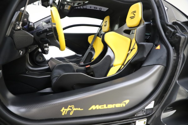 Used 2019 McLaren Senna for sale Sold at Rolls-Royce Motor Cars Greenwich in Greenwich CT 06830 16