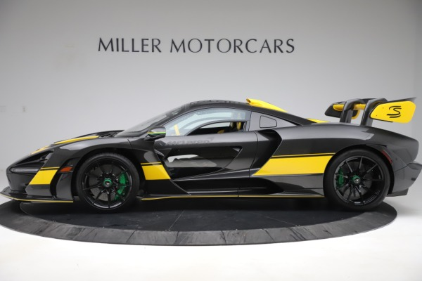 Used 2019 McLaren Senna for sale Sold at Rolls-Royce Motor Cars Greenwich in Greenwich CT 06830 2