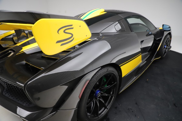 Used 2019 McLaren Senna for sale Sold at Rolls-Royce Motor Cars Greenwich in Greenwich CT 06830 23