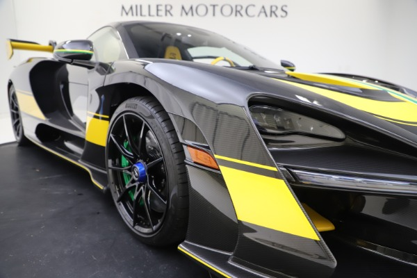 Used 2019 McLaren Senna for sale Sold at Rolls-Royce Motor Cars Greenwich in Greenwich CT 06830 24
