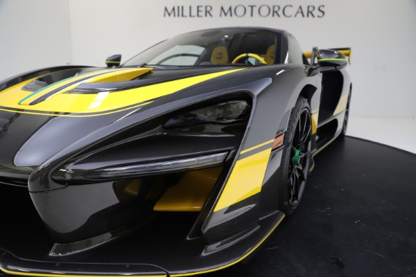 Used 2019 McLaren Senna for sale Sold at Rolls-Royce Motor Cars Greenwich in Greenwich CT 06830 25