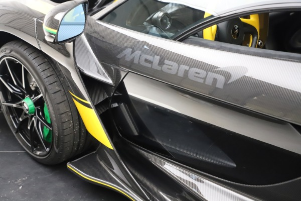 Used 2019 McLaren Senna for sale Sold at Rolls-Royce Motor Cars Greenwich in Greenwich CT 06830 26