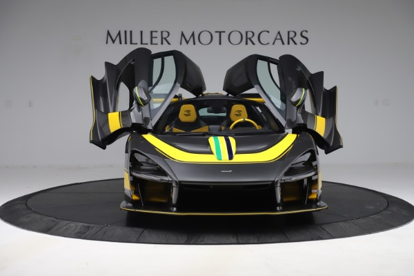 Used 2019 McLaren Senna for sale Sold at Rolls-Royce Motor Cars Greenwich in Greenwich CT 06830 27