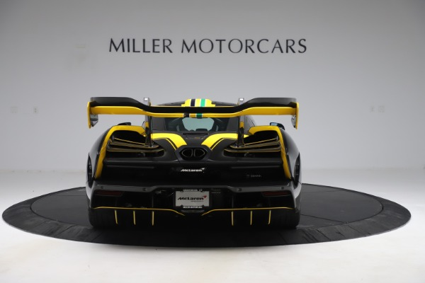 Used 2019 McLaren Senna for sale Sold at Rolls-Royce Motor Cars Greenwich in Greenwich CT 06830 5
