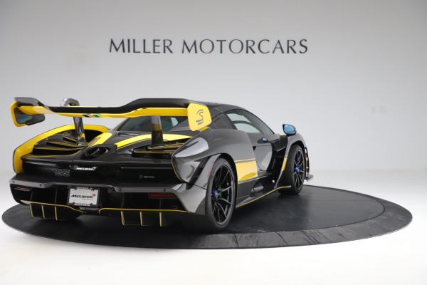 Used 2019 McLaren Senna for sale Sold at Rolls-Royce Motor Cars Greenwich in Greenwich CT 06830 6