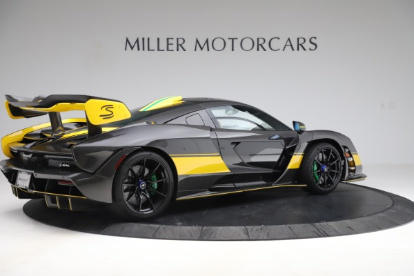Used 2019 McLaren Senna for sale Sold at Rolls-Royce Motor Cars Greenwich in Greenwich CT 06830 7