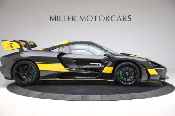 Used 2019 McLaren Senna for sale Sold at Rolls-Royce Motor Cars Greenwich in Greenwich CT 06830 8