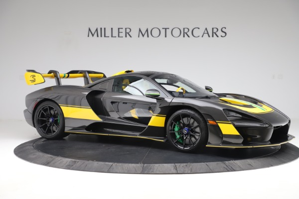 Used 2019 McLaren Senna for sale Sold at Rolls-Royce Motor Cars Greenwich in Greenwich CT 06830 9