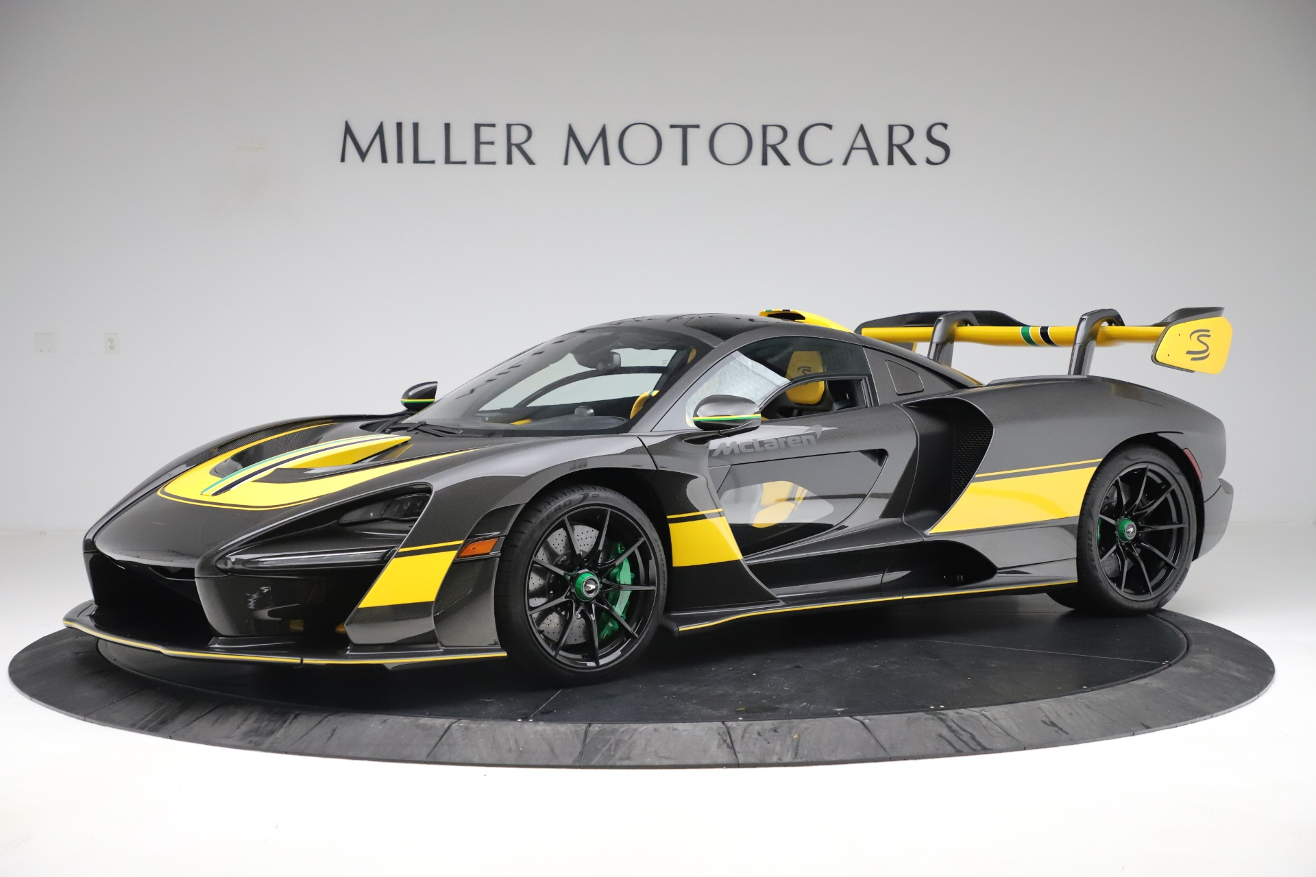 Used 2019 McLaren Senna for sale Sold at Rolls-Royce Motor Cars Greenwich in Greenwich CT 06830 1
