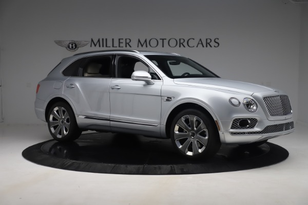 Used 2018 Bentley Bentayga Mulliner Edition for sale Sold at Rolls-Royce Motor Cars Greenwich in Greenwich CT 06830 10