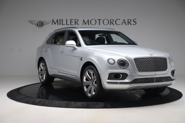 Used 2018 Bentley Bentayga Mulliner Edition for sale Sold at Rolls-Royce Motor Cars Greenwich in Greenwich CT 06830 11