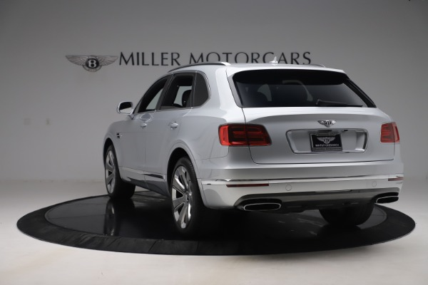 Used 2018 Bentley Bentayga Mulliner Edition for sale Sold at Rolls-Royce Motor Cars Greenwich in Greenwich CT 06830 5