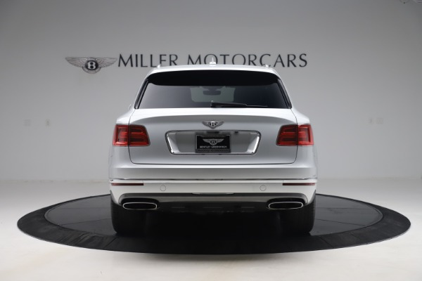 Used 2018 Bentley Bentayga Mulliner Edition for sale Sold at Rolls-Royce Motor Cars Greenwich in Greenwich CT 06830 6