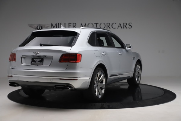Used 2018 Bentley Bentayga Mulliner Edition for sale Sold at Rolls-Royce Motor Cars Greenwich in Greenwich CT 06830 7