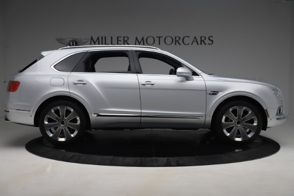Used 2018 Bentley Bentayga Mulliner Edition for sale Sold at Rolls-Royce Motor Cars Greenwich in Greenwich CT 06830 9