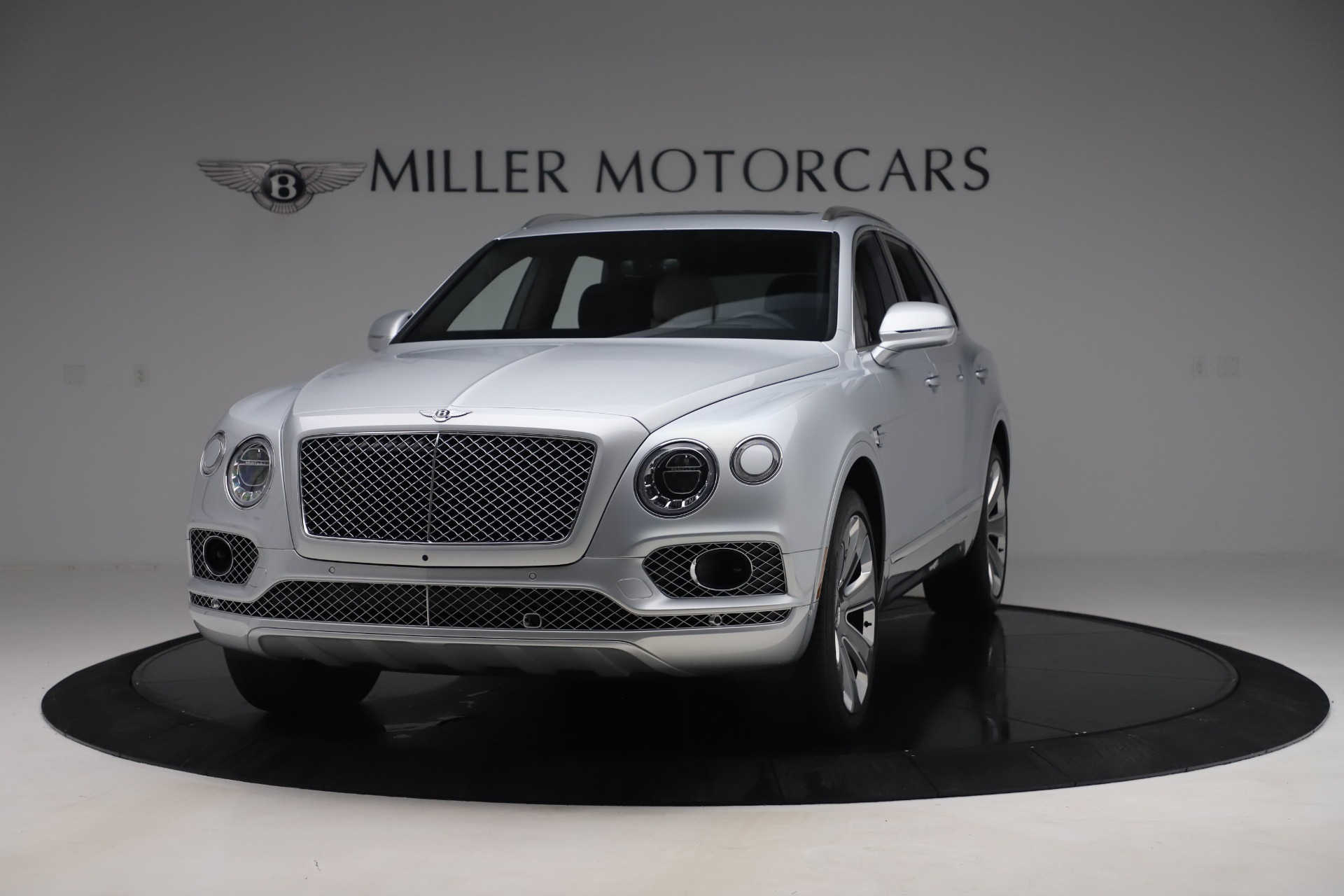 Used 2018 Bentley Bentayga Mulliner Edition for sale Sold at Rolls-Royce Motor Cars Greenwich in Greenwich CT 06830 1