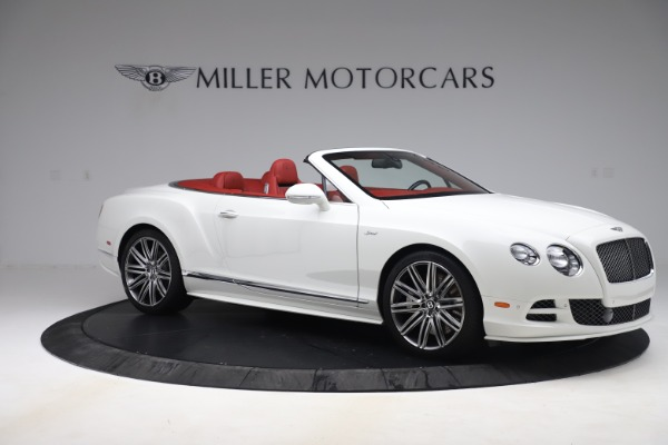 Used 2015 Bentley Continental GT Speed for sale Sold at Rolls-Royce Motor Cars Greenwich in Greenwich CT 06830 10
