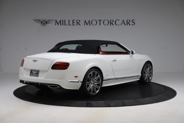 Used 2015 Bentley Continental GT Speed for sale Sold at Rolls-Royce Motor Cars Greenwich in Greenwich CT 06830 17