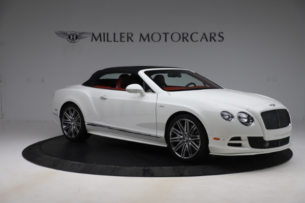 Used 2015 Bentley Continental GT Speed for sale Sold at Rolls-Royce Motor Cars Greenwich in Greenwich CT 06830 19
