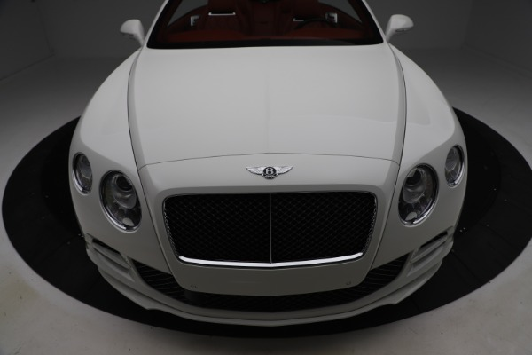 Used 2015 Bentley Continental GT Speed for sale Sold at Rolls-Royce Motor Cars Greenwich in Greenwich CT 06830 21