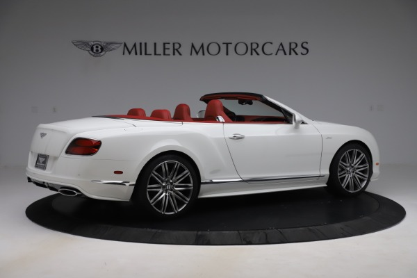 Used 2015 Bentley Continental GT Speed for sale Sold at Rolls-Royce Motor Cars Greenwich in Greenwich CT 06830 8