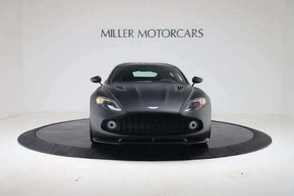 New 2019 Aston Martin Vanquish Zagato Shooting Brake for sale Sold at Rolls-Royce Motor Cars Greenwich in Greenwich CT 06830 12