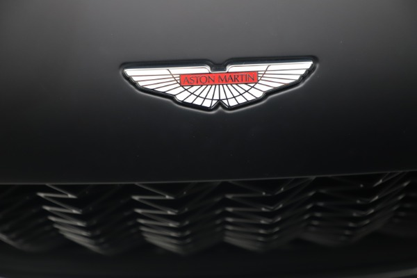 New 2019 Aston Martin Vanquish Zagato Shooting Brake for sale Sold at Rolls-Royce Motor Cars Greenwich in Greenwich CT 06830 22