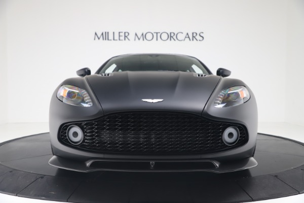 New 2019 Aston Martin Vanquish Zagato Shooting Brake for sale Sold at Rolls-Royce Motor Cars Greenwich in Greenwich CT 06830 23