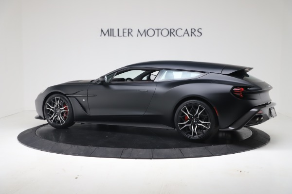 New 2019 Aston Martin Vanquish Zagato Shooting Brake for sale Sold at Rolls-Royce Motor Cars Greenwich in Greenwich CT 06830 4