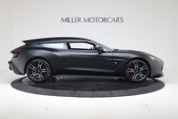 New 2019 Aston Martin Vanquish Zagato Shooting Brake for sale Sold at Rolls-Royce Motor Cars Greenwich in Greenwich CT 06830 9