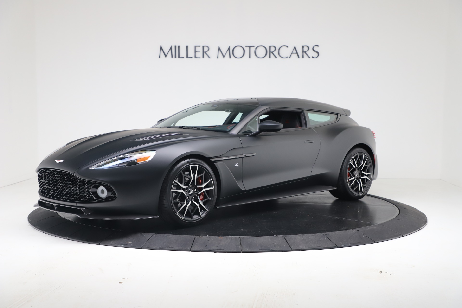 New 2019 Aston Martin Vanquish Zagato Shooting Brake for sale Sold at Rolls-Royce Motor Cars Greenwich in Greenwich CT 06830 1