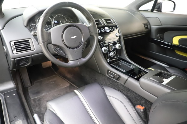 Used 2015 Aston Martin V12 Vantage S Coupe for sale $104,900 at Rolls-Royce Motor Cars Greenwich in Greenwich CT 06830 13