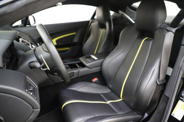 Used 2015 Aston Martin V12 Vantage S Coupe for sale $104,900 at Rolls-Royce Motor Cars Greenwich in Greenwich CT 06830 14