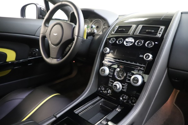 Used 2015 Aston Martin V12 Vantage S Coupe for sale $104,900 at Rolls-Royce Motor Cars Greenwich in Greenwich CT 06830 15