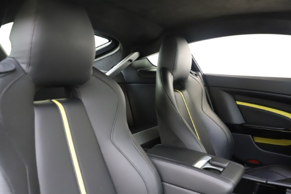 Used 2015 Aston Martin V12 Vantage S Coupe for sale $104,900 at Rolls-Royce Motor Cars Greenwich in Greenwich CT 06830 17