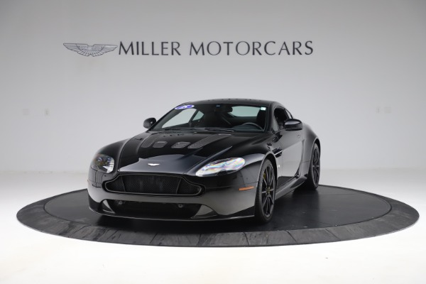 Used 2015 Aston Martin V12 Vantage S Coupe for sale $104,900 at Rolls-Royce Motor Cars Greenwich in Greenwich CT 06830 2