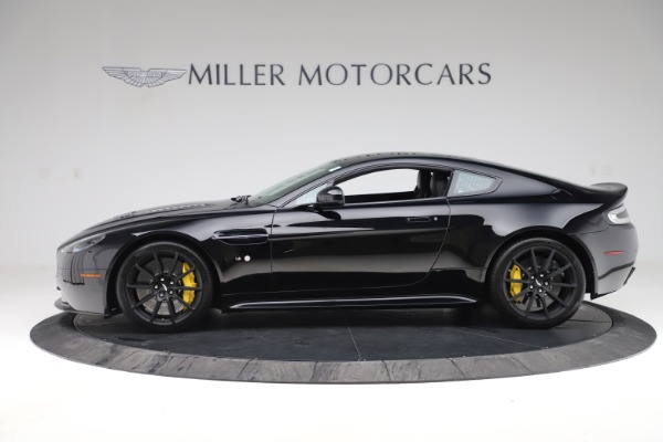Used 2015 Aston Martin V12 Vantage S Coupe for sale $104,900 at Rolls-Royce Motor Cars Greenwich in Greenwich CT 06830 3