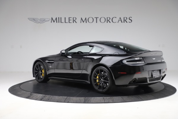 Used 2015 Aston Martin V12 Vantage S Coupe for sale $104,900 at Rolls-Royce Motor Cars Greenwich in Greenwich CT 06830 4