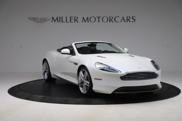 Used 2012 Aston Martin Virage Volante for sale Sold at Rolls-Royce Motor Cars Greenwich in Greenwich CT 06830 11