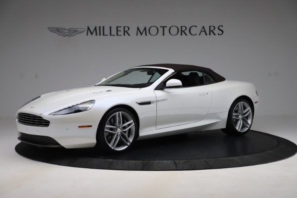 Used 2012 Aston Martin Virage Volante for sale Sold at Rolls-Royce Motor Cars Greenwich in Greenwich CT 06830 18