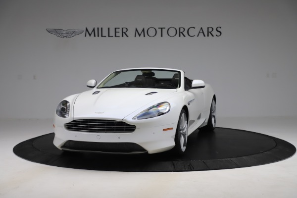 Used 2012 Aston Martin Virage Volante for sale Sold at Rolls-Royce Motor Cars Greenwich in Greenwich CT 06830 2