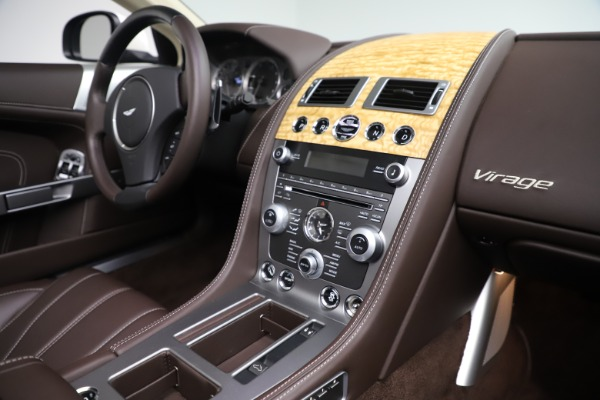 Used 2012 Aston Martin Virage Volante for sale Sold at Rolls-Royce Motor Cars Greenwich in Greenwich CT 06830 25