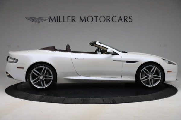 Used 2012 Aston Martin Virage Volante for sale Sold at Rolls-Royce Motor Cars Greenwich in Greenwich CT 06830 9