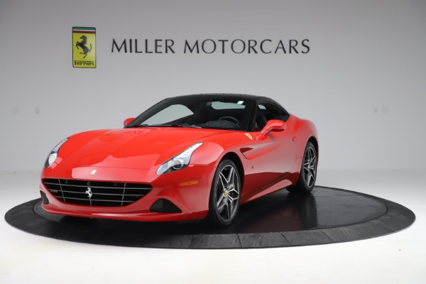 Used 2017 Ferrari California T for sale Sold at Rolls-Royce Motor Cars Greenwich in Greenwich CT 06830 13