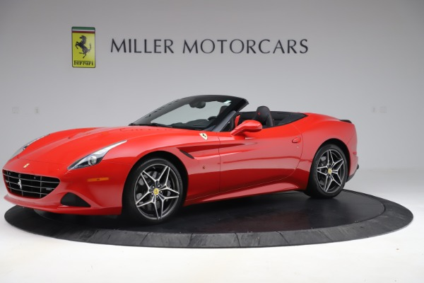 Used 2017 Ferrari California T for sale Sold at Rolls-Royce Motor Cars Greenwich in Greenwich CT 06830 2