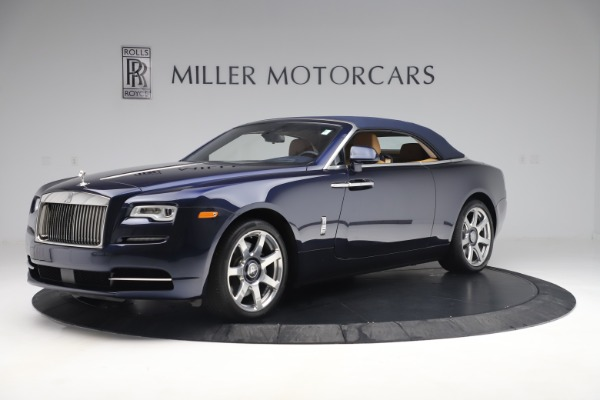 Used 2017 Rolls-Royce Dawn for sale $265,900 at Rolls-Royce Motor Cars Greenwich in Greenwich CT 06830 13