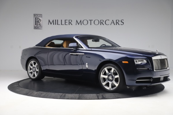 Used 2017 Rolls-Royce Dawn for sale $265,900 at Rolls-Royce Motor Cars Greenwich in Greenwich CT 06830 17