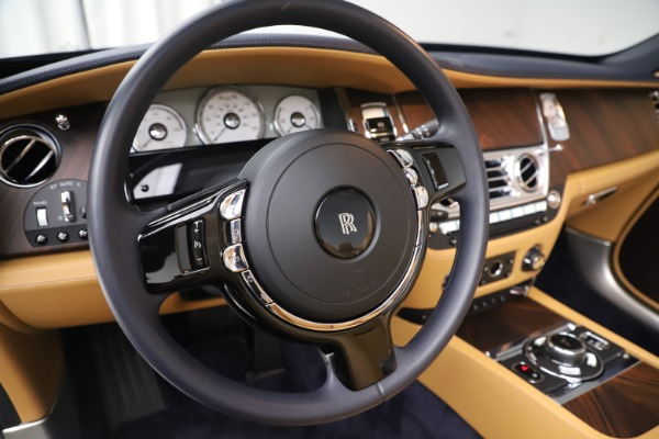 Used 2017 Rolls-Royce Dawn for sale $265,900 at Rolls-Royce Motor Cars Greenwich in Greenwich CT 06830 23