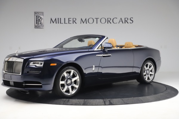 Used 2017 Rolls-Royce Dawn for sale $265,900 at Rolls-Royce Motor Cars Greenwich in Greenwich CT 06830 3