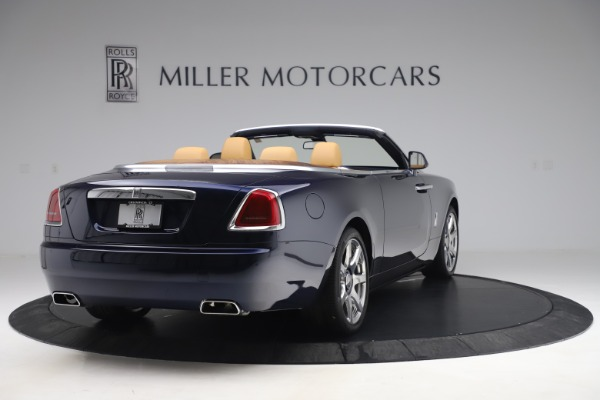 Used 2017 Rolls-Royce Dawn for sale $265,900 at Rolls-Royce Motor Cars Greenwich in Greenwich CT 06830 8